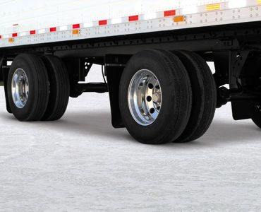 spread axle